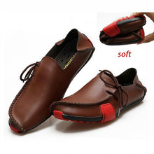 Load image into Gallery viewer, Shoes - High Quality Mens Leather Comfortable Loafers