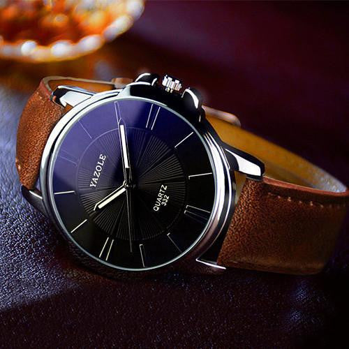 Watch-Men Wrist Luxury Popular Quartz Watch