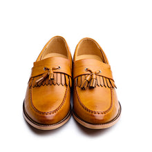 Load image into Gallery viewer, New Fashion Carving Tassel Men Oxfords Shoes