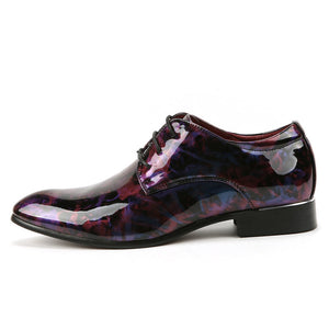 Intergalactic Oxford Shoes