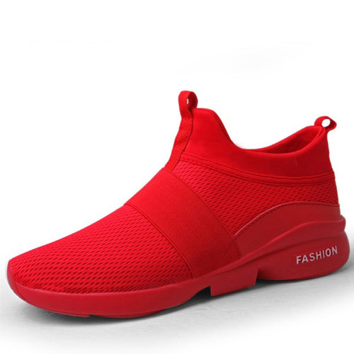 Super Light Mesh Breathable Mens Casual Shoes
