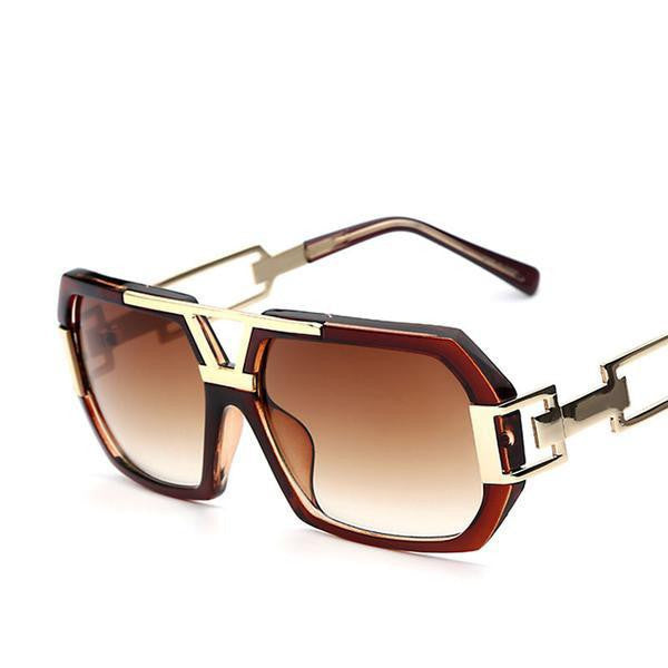 Sunglasses - Fashion Shades Big Frame Sunglasses