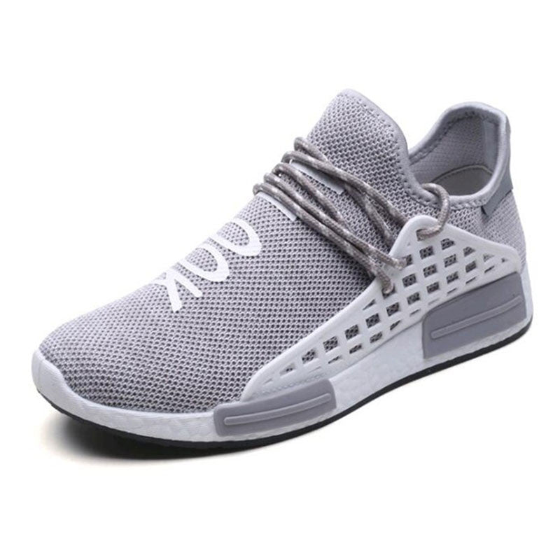 Cloth Breathable Light Men's Sneakers