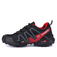 Load image into Gallery viewer, Shoes-High Quality Men Waterproof Mountain Climbing Hiking Sneakers