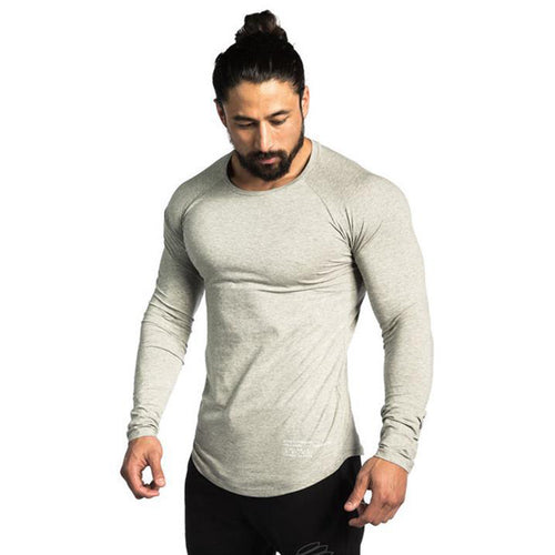Bottoming tight-fitting round neck long sleeve