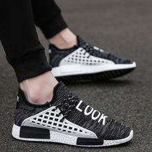 Load image into Gallery viewer, Cloth Breathable Light Men's Sneakers