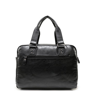 High Quality Multifunctional Fashion Business Tote Leather Large Bags