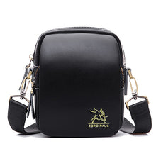 Load image into Gallery viewer, Mini Fashion Leather Shoulder Bag For Men