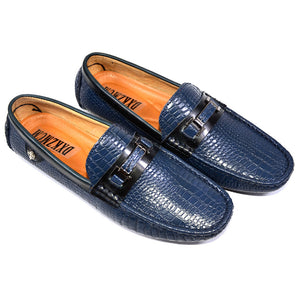 Fashion Handmade Genuine  Soft Leather Men Loafers