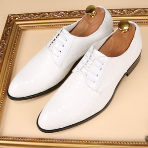 Casual Lace-Up Oxfords For Men