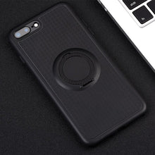 Load image into Gallery viewer, Car Holder Stand Magnetic Suction Bracket Finger Ring Soft TPU Cover