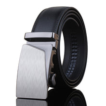 Load image into Gallery viewer, Quality Luxury  Genuine Leather belts for men