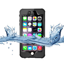Load image into Gallery viewer, IP68 Fingerprint Underwater Waterproof Pro Hard Case for iPhone 6 6s Plus