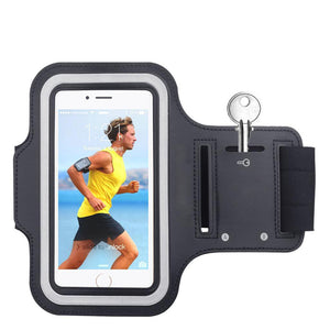 Waterproof Gym Sports Running Armband Pouch Case Cover for iPhone
