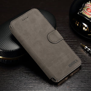 luxury PU Leather Mobile Phone Bags & Cases for iPhone 6 6S 7 7 Plus
