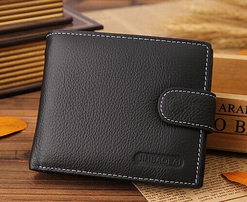 New Arrival Genuine Leather Wallet For Men