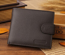 Load image into Gallery viewer, New Arrival Genuine Leather Wallet For Men