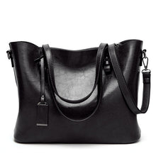 Load image into Gallery viewer, Leather Bags- Lady Shoulder Designer Quality Leather Totes Handbag