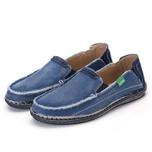 Load image into Gallery viewer, Jeans  Breathable Men Canvas Shoes