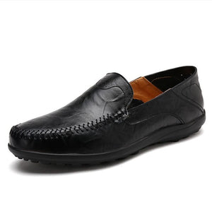 Spring And Autumn Mens  Slip On Casual Men Loafer