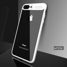 Load image into Gallery viewer, Luxury Clear Back Slim Hybrid Shockproof Case -iPhone 6/6S/6 PLUS/6S PLUS/7/7 PLUS