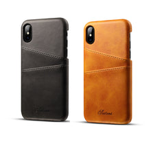 Load image into Gallery viewer, New Arrival phone shell  leather original desgin For apple iphone X