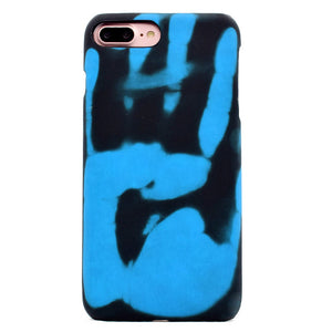 Thermal Mobile Phone Color Change Cover for iPhone