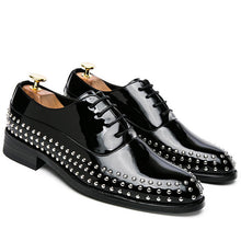 Load image into Gallery viewer, New  Fashion Men Comfort Business Shoes