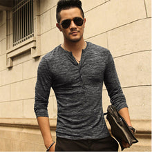 Load image into Gallery viewer, New Men Stylish Slim Fit T-shirt