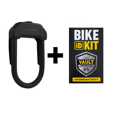 HIPLOK DX + BIKE ID BUNDLE