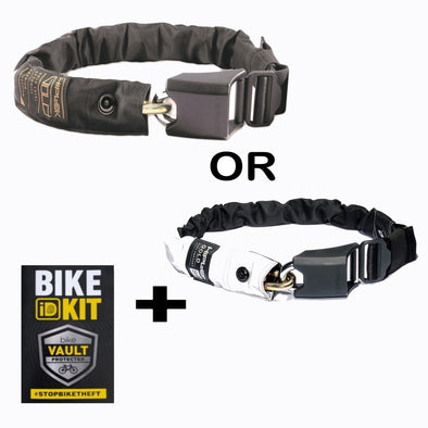 HIPLOK GOLD + BIKE ID BUNDLE