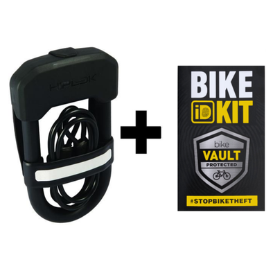HIPLOK DC + BIKE ID BUNDLE