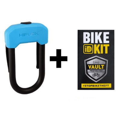 HIPLOK D + BIKE ID BUNDLE