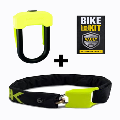 HIPLOK ORIGINAL + D + BIKE ID KIT