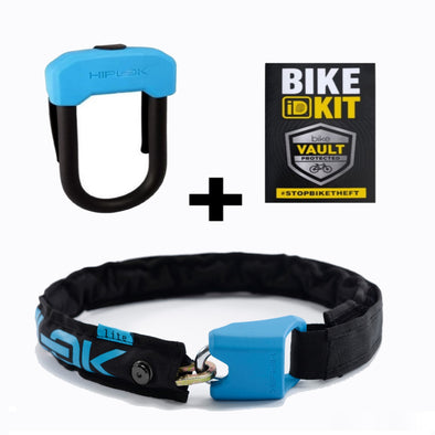 HIPLOK LITE + D + BIKE ID KIT