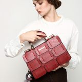 Boston Leather Handbag - madtrendy.com