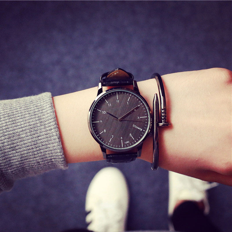 Simple Style leather Watch
