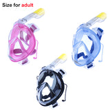 Premium Full Face Snorkel Mask