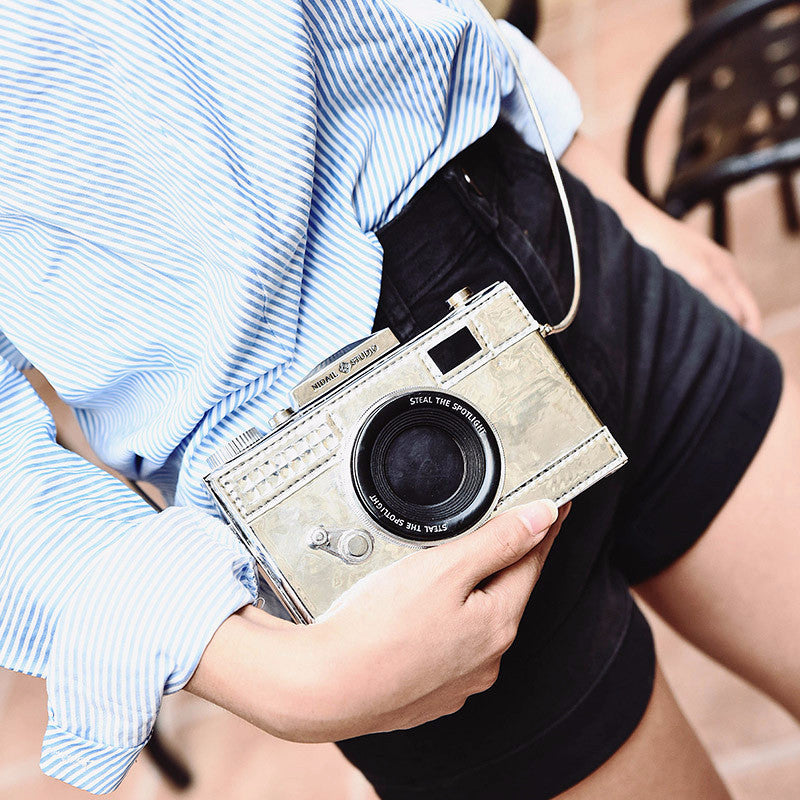 Camera Crossbody Bag - madtrendy.com