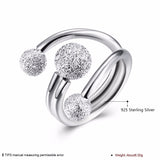 Adjustable Ball Ring - madtrendy.com