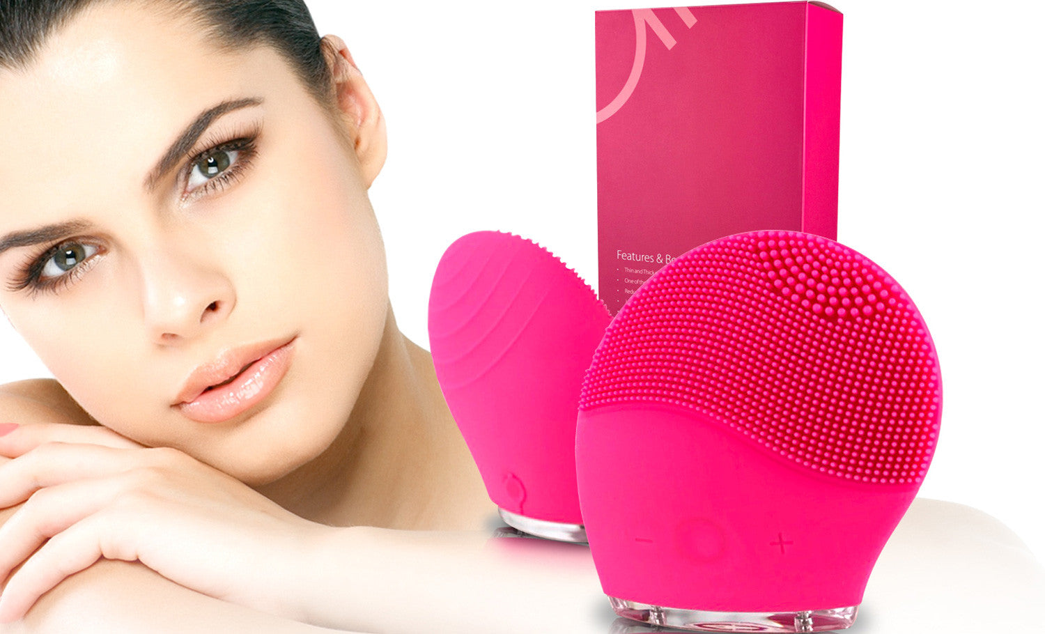 Mirai Silicone Facial Brush