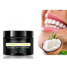 truewhite 100% Natural Charcoal Teeth Whitening Powder 2 Pack