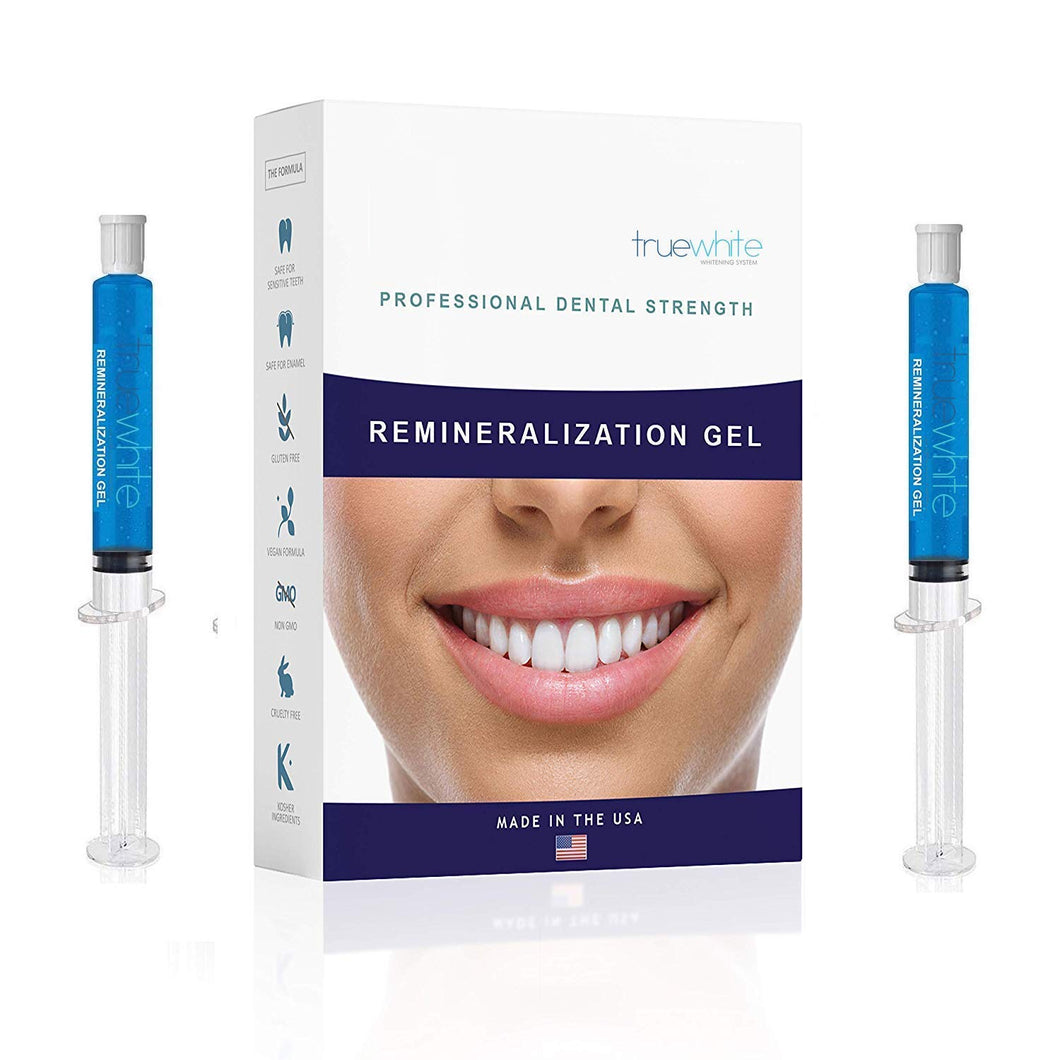 Remineralization Gel Reduces Tooth Sensitivity After Whitening