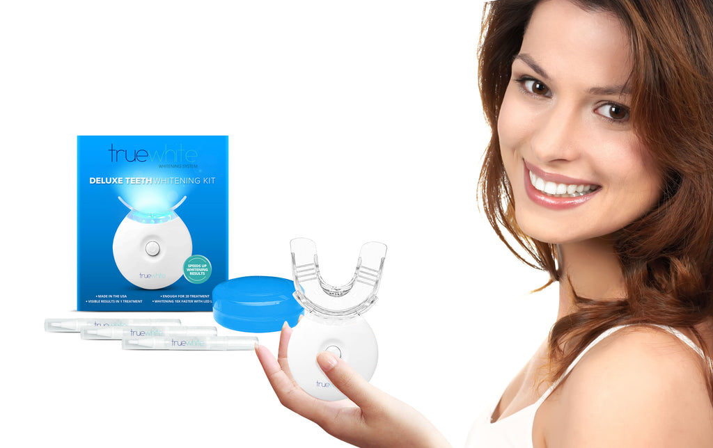 Truewhite Deluxe Teeth Whitening Kit True Company