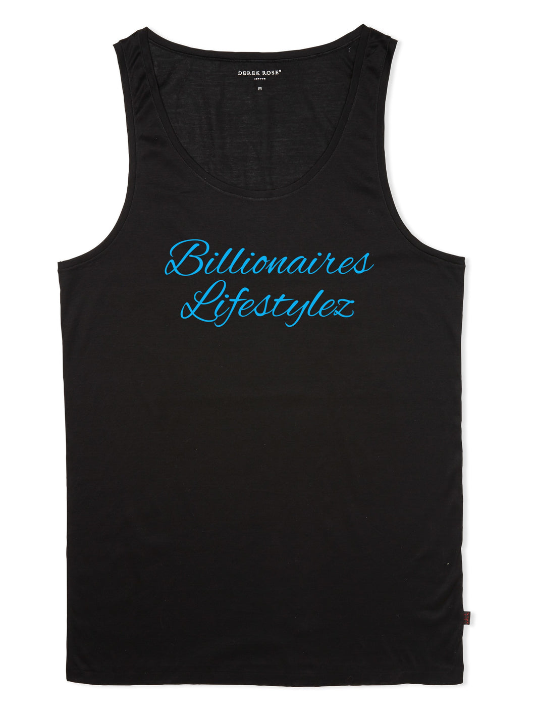 Billionaires lifestylez black and blue Tank top