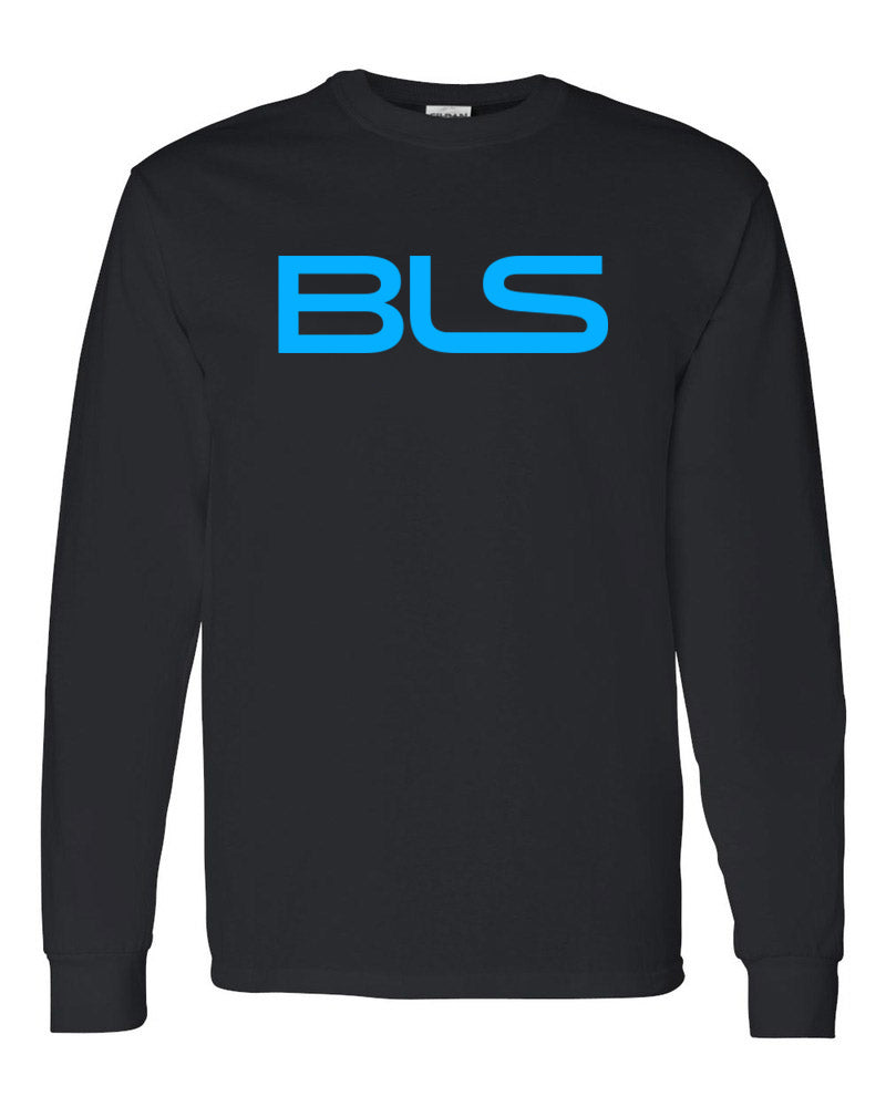 Billionaires lifestylez long sleeve black & blue (BLS)