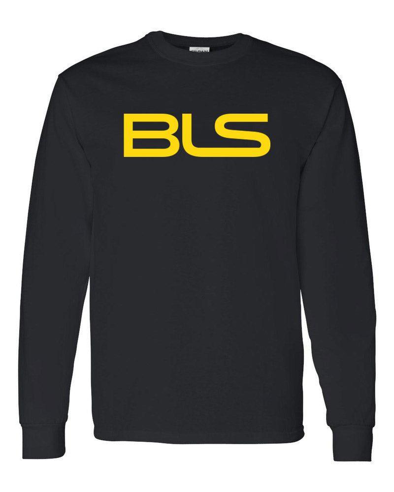 Billionaires lifestylez long sleeve black & gold (BLS)