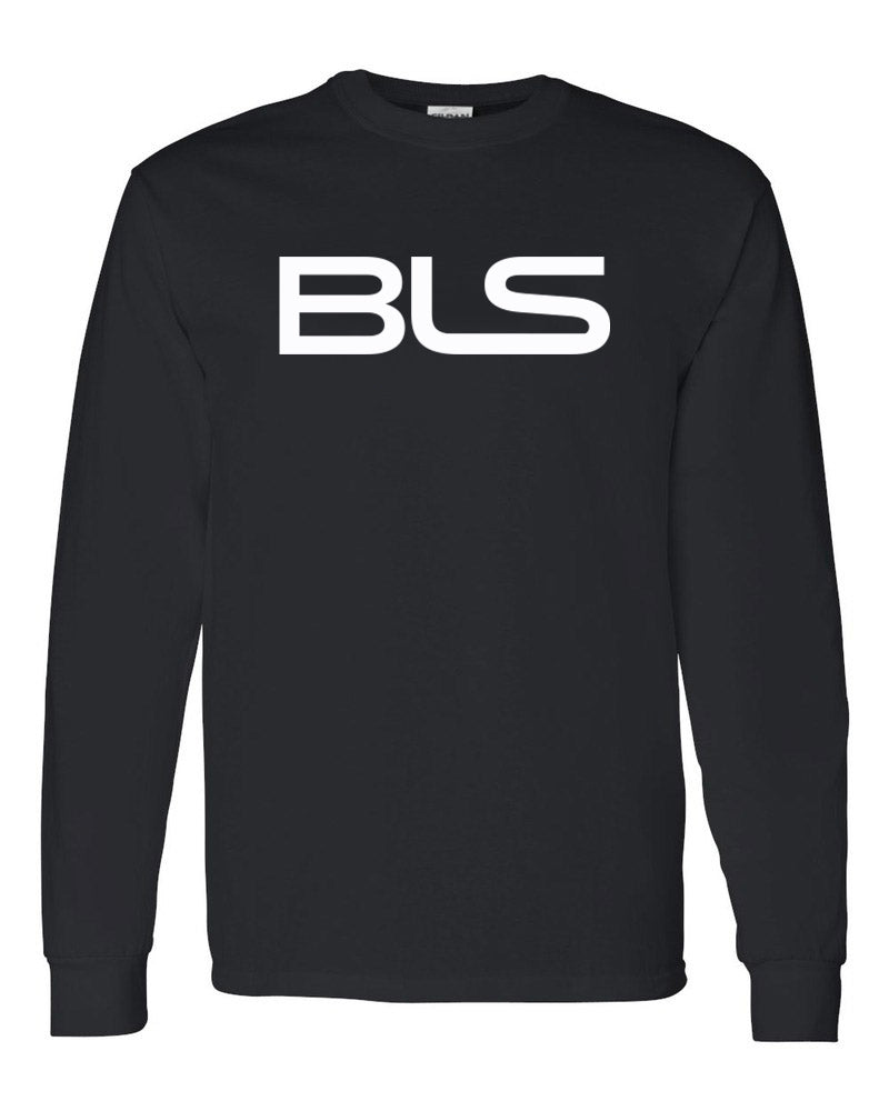 Billionaires lifestylez long sleeve black & white (BLS)