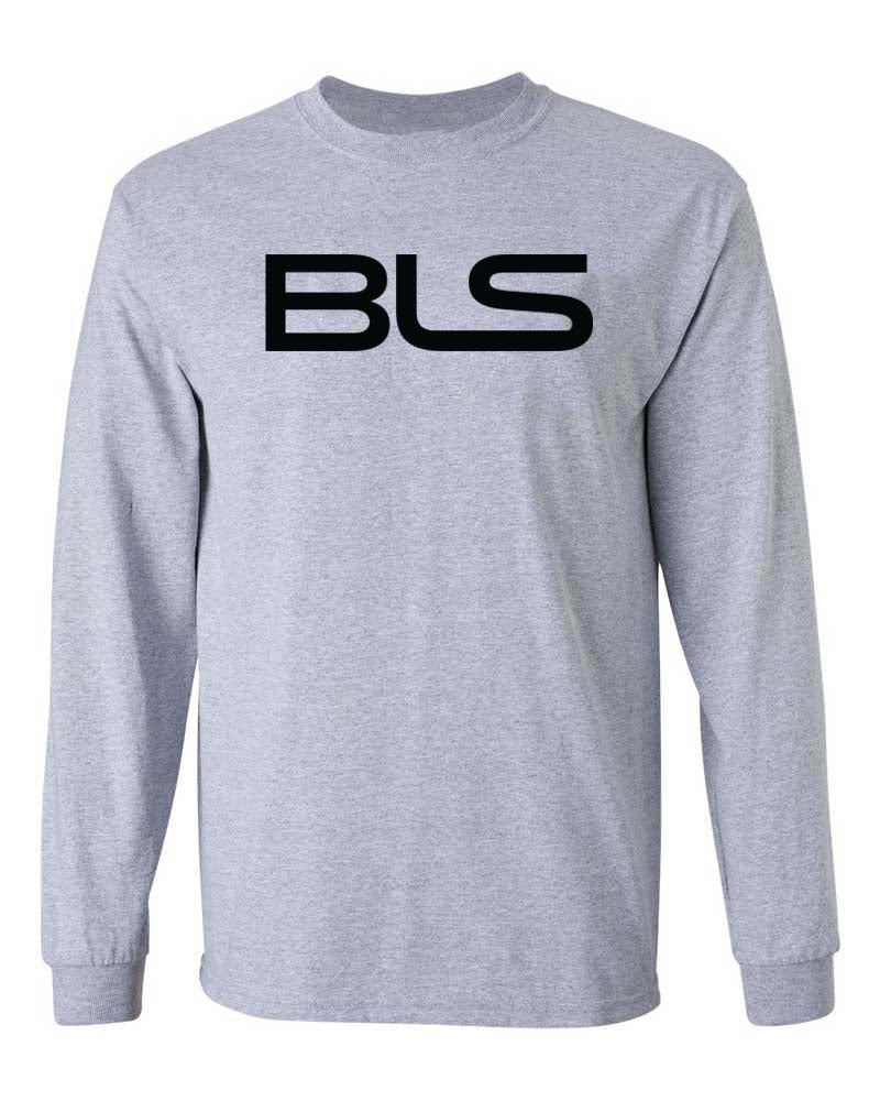 Billioanires lifestylez long sleeve grey & black (BLS)