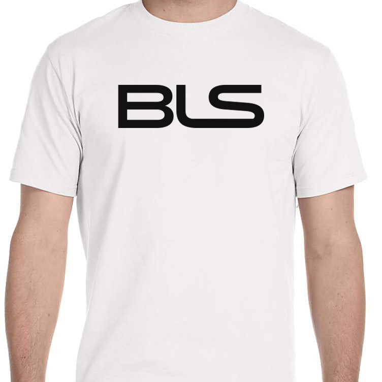 Billionaires lifestylez white & black t-shirt (BLS)